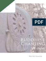 Buddhist-Chanting-Pali-English