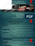 PRUEBA PERICIAL Y PRUEBA INFORMAL.pptx