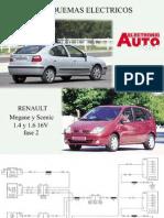 Renault Megane-Scénic 1.4 - 1.6 (16V)