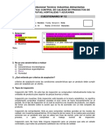 Prueba objetiva N° 12 CCF