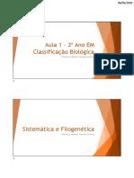 BIO01 -3EM - Classificação Biológica.pdf