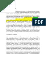 REGIMEN FINANCIERO Y MILITAR GUATEMALA
