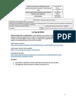 cuestionario 3 Curso electricidad Básica