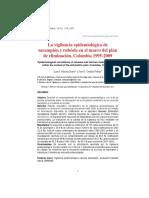 014 vigilancia de sarampión 1995-2009 v14n1a01