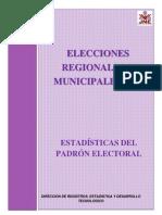 ERM 2014 - PUBLICACIÓN PADRÓN ELECTORAL