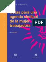 Agenda Sindical Mujer