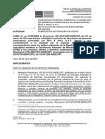 devolución derechos antidumping