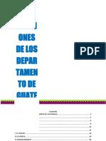 canciones guatemaltecas y peteneras por departamento y municipio