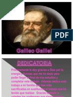 Galileo Galilei TRABAJO ULTIMO