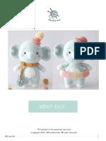 JW_Crochet_-_Mint_Elly_Elephant