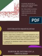 HÁBITOS DE ESTUDIO PARA ESTUDIANTES