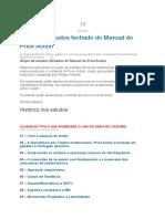 Manual do Price Action (estudos fechados em video)