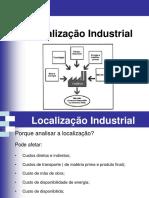 6 - Localização Industrial