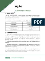 (3) M1- PANORAMA DO NOVO TESTAMENTO
