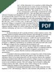 Thermodynamics of galvanic cells lab report