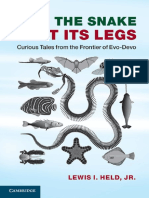 Held Jr L.I. - How the Snake Lost its Legs_ Curious Tales from the Frontier of Evo-Devo (2014, CUP) - libgen.lc