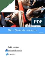 Micro Moments Commerce