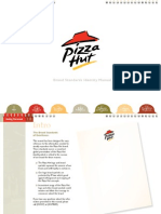 PIZZA HUT Brand Standards Manual Final