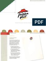 PIZZA HUT Brand Standards Manual Final