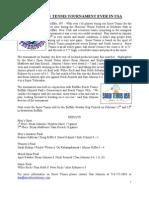 Buffalo Flurrious Results 2011 Photos PDF