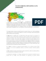 Breve Historia de la Iglesia Adventista en la República Dominicana