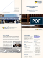 Article Writing Competition_BROCHURE