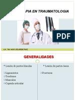 INTRODUCCION A LA FISIOTERAPIA TRAUMATOLOGIA 6VA.ppt