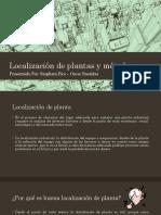 Localización de plantas y métodos-convertido