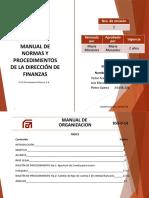 Manual de Normas y Procedimientos FERROMINERA