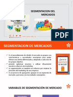 diapositivas segmentacion del mercado
