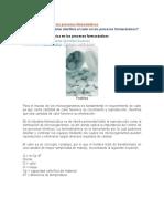 La termodinámica en los procesos farmacéuticos