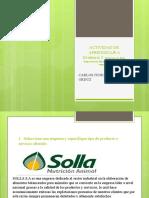 ACTIVIDAD DE APRENDIZAJE 6 DIAGRAMA DE FLUJO IMPORTANCIA DEL MEDIOAMBIENTE EN AL EMPRESA
