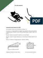 Cálculos y  Resultados de la silla ergonómica