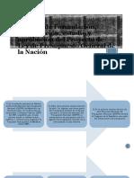 PGN ASPECTOS GENERALES DEL PROCESO DE PROGRAMACION PRESUPUESTAL