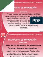 PRESENTACION CURSO ORGANIZACION EMPRESARIAL  BASICA