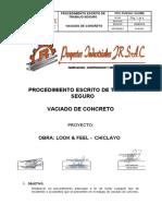 008-PETS PARA VACIADO DE CONCRETO