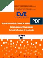 Imunizacao CVE SP 2011