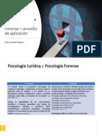Psicología Jurídica y Psicología Forense – ámbitos de aplicación- semana 2- módulo 1(1)