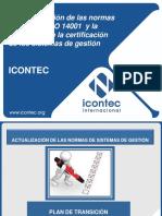 HISTORIA DE LA ISO  9001 iso 14001