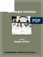 Antologia Torinese. d'orsi, Angelo.