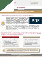 COMUNICADO ADMISIÓN_EB-EMS 2020-2021