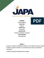 María Altagracia 6 PRUEBAS INTERESES