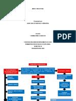 mapa conceptual Diagnostico Org
