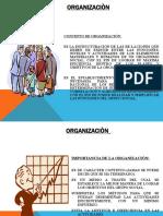 ORGANIZACIÒN Y DIRECCION