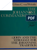 The Johannine Commandments - U. C. Von Wahlde