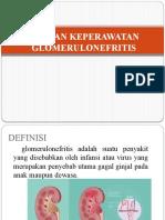 PPT ASKEP GLOMERULONEFRITIS