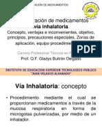 2020-08-23 Técnicas de Administra Medicamentos - Vía inhalatoria