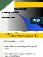 money demand & money supply.pptx