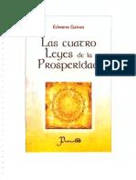 LAS CUATRO LEYES DE LA PROSPERIDAD. Edwene Gaines.pdf