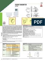 Dwyer CO2 sensor CDT